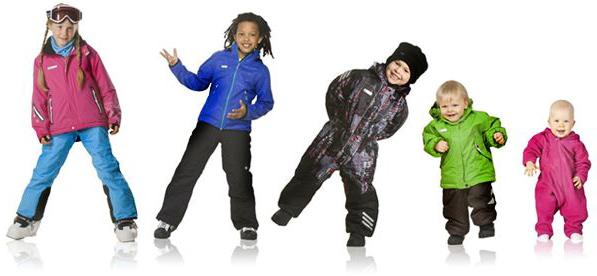 Выбираем зимнюю верхнюю одежду для детей советы от Choupette