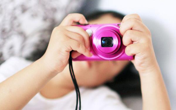 сфотографировать ребенка